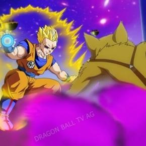 Capitulo 80 Dragon Ball Super: Gohan vs Lavenda