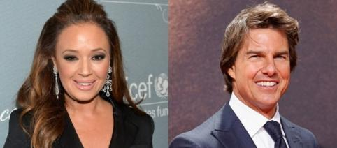 Leah Remini Shares a Story About Tom Cruise and His Involvement in ... - eonline.com