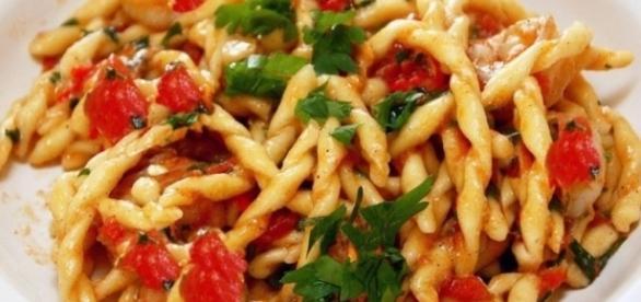 Busiate alla trapanese: ricetta siciliana