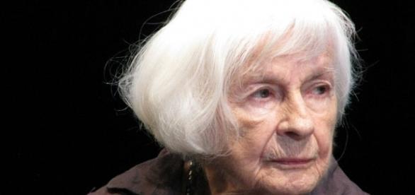 Danuta Szaflarska (1915 - 2017). Fot. Mariusz Kubik/Wikipedia
