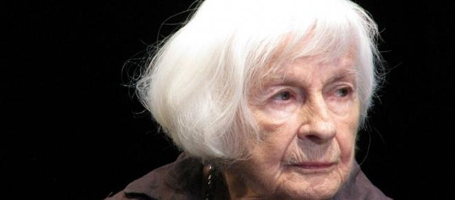 Nie żyje aktorka Danuta Szaflarska. Miała 102 lata