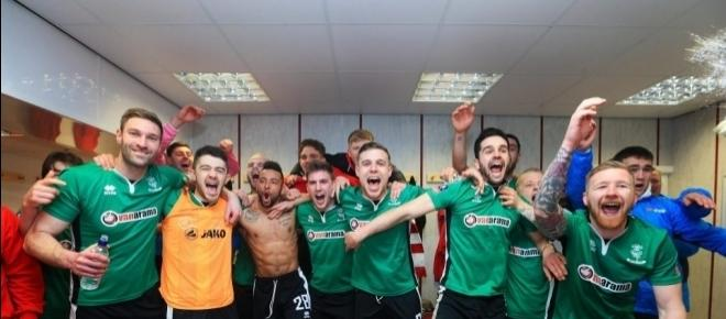 Lincoln City make history after reaching FA Cup Quarter-Finals