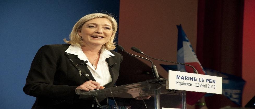 Visite de Marine Le Pen au Liban