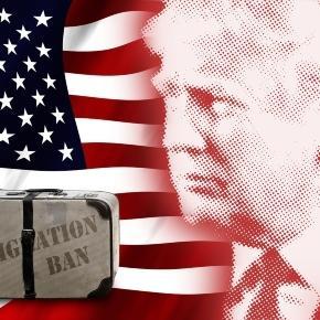 Donald Trump transmite uma confiança que passa por prepotência