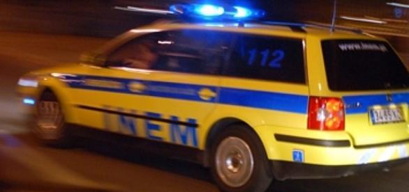 Vítimas foram socorridas e transportadas ao hospital
