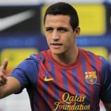 Alexis el posible nuevo fiichaje del Barcelona.