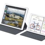 Apple podría renovar su línea de tablets iPad Pro para marzo del 2017.