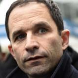 Hamon pas d'accord avec Macron