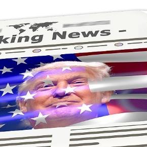 El presidente de los Estados Unidos, Donald Trump. Public Domain.