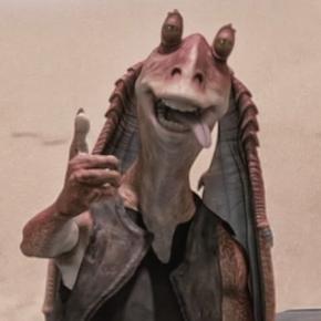 Is Jar Jar Binks A Sith Master? | Nerd Lowdown - nerdlowdown.com