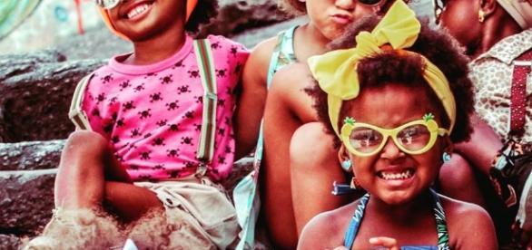 Atualmente as crianças pretas já crescem com a identidade mais estruturada e resolvida (Imagem: Quilombo dos Meninos Pretos)