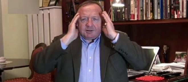 Znany publicysta o spotkaniu z Wałęsą: 'Byłem po prostu PRZERAŻONY!' [WIDEO]