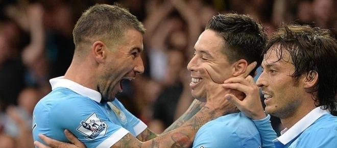 Manchester City, 5 - Mónaco, 3: Jogo de louco na Champions League