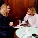 Florence Fauquet et Emilie de Monsabert / Droits Réservés : Christelle Cozzi