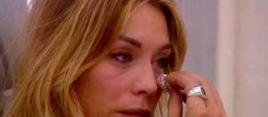 Gf Vip, Elenoire Casalegno piange al Grande Fratello Vip.