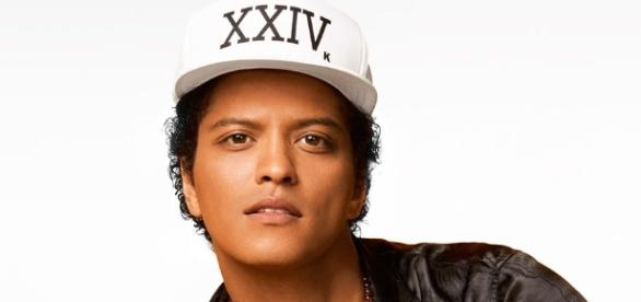 Bruno Mars promotional picture for his album. Bruno Mars « The New 95.7 The Spot - cbslocal.com (Taken from BN library)