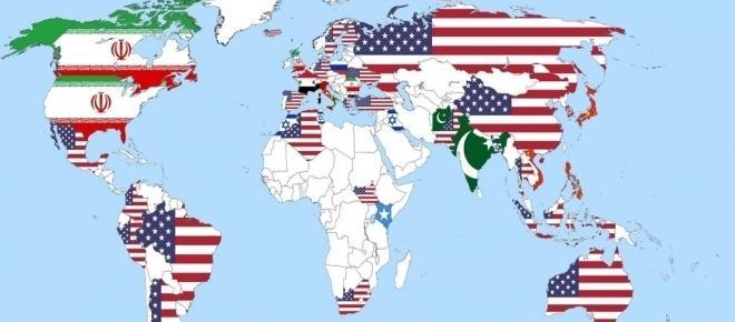 Les Etats-Unis principale menace à la sécurité du monde pour la plupart des pays