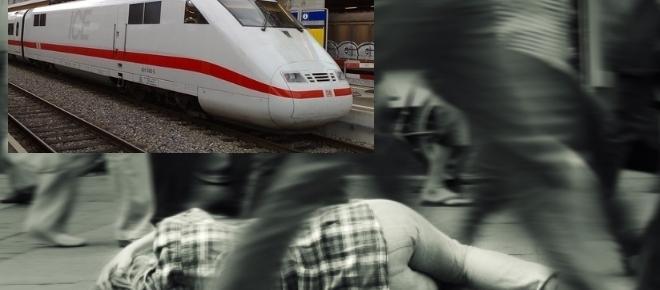 ICE-Drama in Hannover: Schaffner rettet Junge nach Misshandlung!