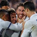O Real Madrid procura festejar em Valencia mais uma vitória na Liga Espanhola