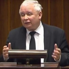 Jarosław Kaczyński zaorał opozycję