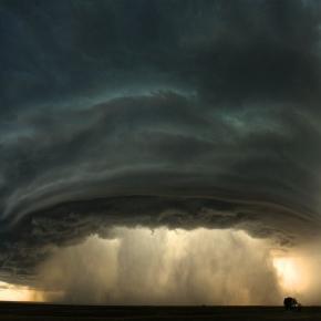 Würde eine radioakive Wolke so über Europa ziehen, würde man sich schon Sorgen machen - aber so!?