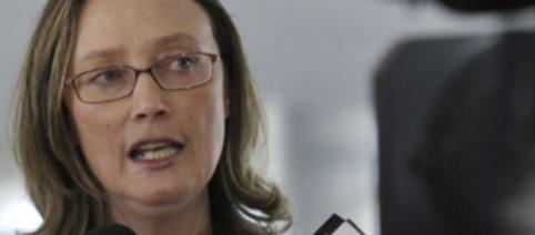 Deputada petista Maria do Rosário