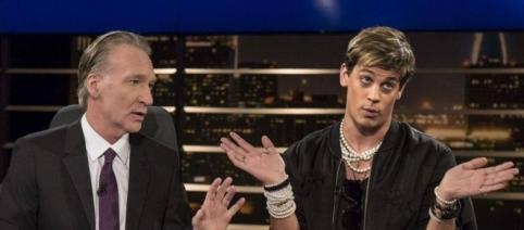 Oh! F— off': Milo Yiannopoulos found a bromance with Bill Maher ... - nationalpost.com
