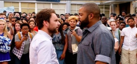 Charlie Day and Ice Cube in the film. Christian - crosswalk.com (Taken from BN Library)