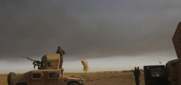 Iraqi special forces join Mosul offensive against militants - The ... - bostonglobe.com