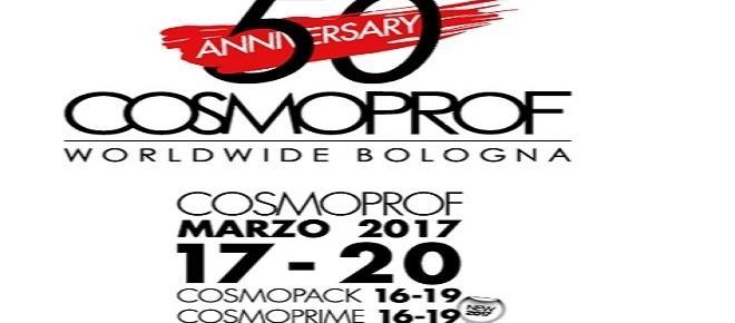 Nel quartiere fieristico di Bologna ultimi preparativi per il 50mo Cosmoprof