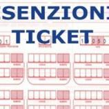 Chi può richiedere l'esenzione dal ticket sanitario