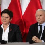 Czy Beata Szydło spełniła kryteria zostania ludzką panią?