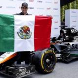 "Sergio ""Checo"" Pérez y su cuarta temporada con el equipo Force India"