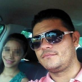 Filha assume ter matado a facada o próprio pai.