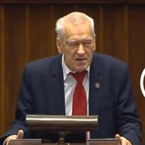 Kornel Morawiecki ostro skrytykował opozycję totalną.