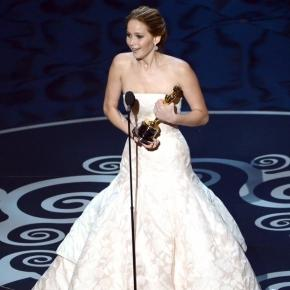 La vittoria di Jennifer Lawrence agli Oscar è tra le più meritate secondo Rolling Stone (via Getty Images)