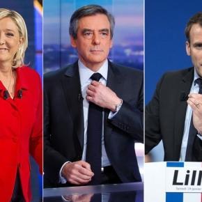 Présidentielle 2017 : François Fillon en seconde position