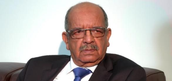 Risultati immagini per ministro degli esteri algerino