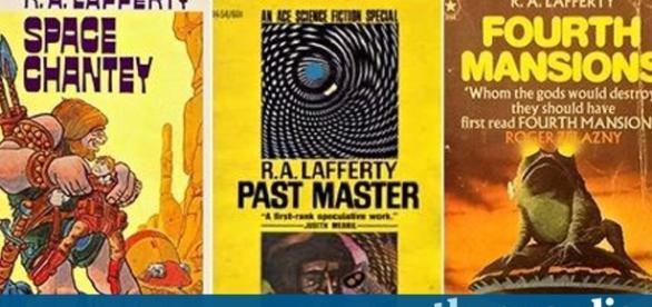 RA Lafferty – the secret sci-fi genius more than ready for a ... - theguardian.com