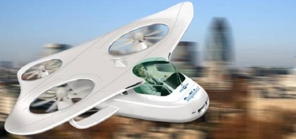 Representación ilustrativa de lo que podríamos ver en diez años. Gareth Padfield - Flight Stability and Control