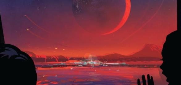 VIEWS FROM TRAPPIST 1: NASA releases vintage travel poster ... - yahoo.com