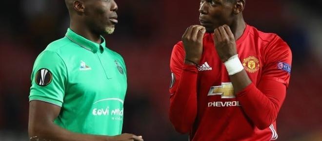 Rescaldo do Saint-Étienne 0 - 1 Manchester United