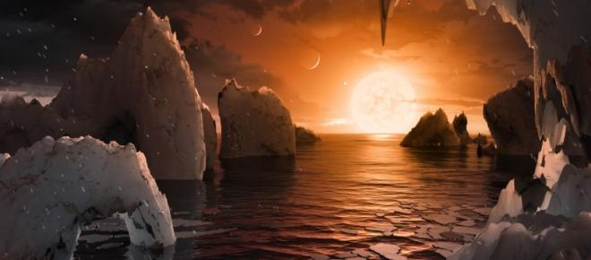 Largest group of earth-like planets around a single star