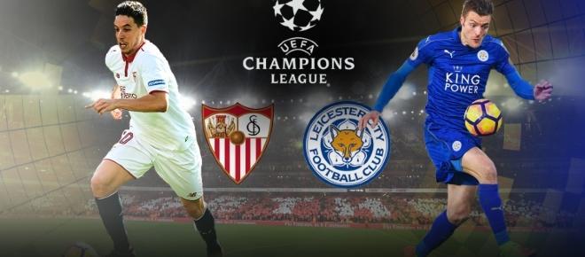 Rescaldo do Sevilha 2 - 1 Leicester City