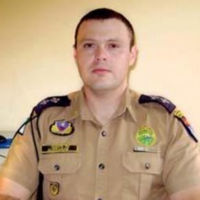 Tenente Fabio Alessandre. Foto: Reprodução