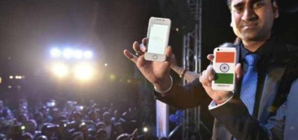 Lansarea telefonului Freedom 251