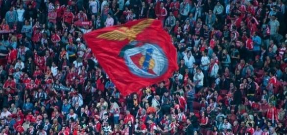 O Benfica joga no Estádio da Luz frente ao Desportivo de Chaves