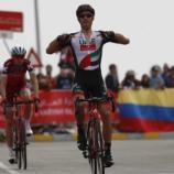 Alberto Rui Costa vince la terza tappa dell'Abu Dhabi Tour 2017