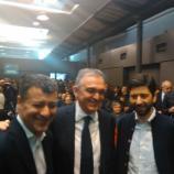 """Ecco il """"Movimento dei Democratici e Progressisti"""", foto esclusiva di Scotto, Rossi e Speranza"""