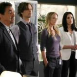 Una parte del cast della 12* stagione di Criminal minds